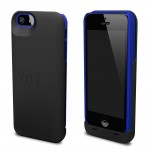 TYLT sliding power case blue accent