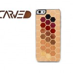 Carved iPhone Hexagon Case Featured