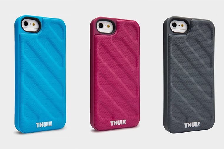 Thule Gauntlet Case 3 Colours Featured