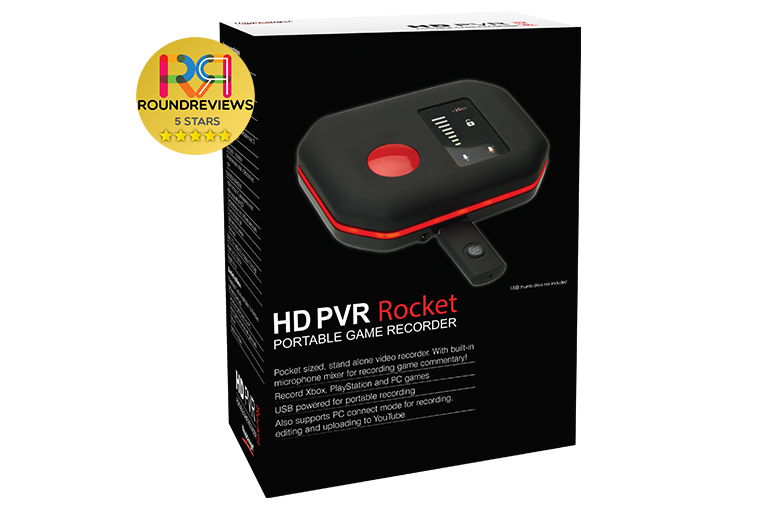 HD PVR Rocket Packaging