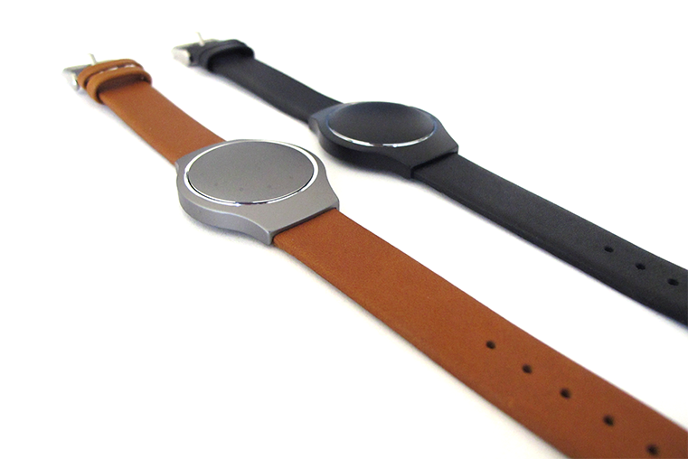 Misfit Shine Leather Strap Featured