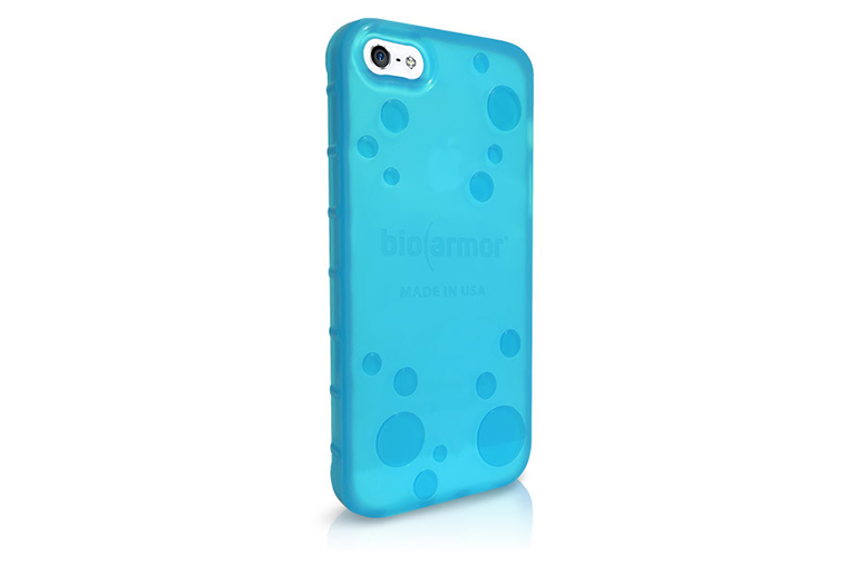 BioArmor Blue iPhone Case Featured