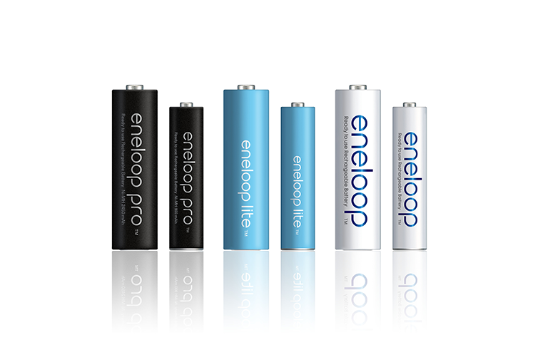 Eneloop Batteries Featured