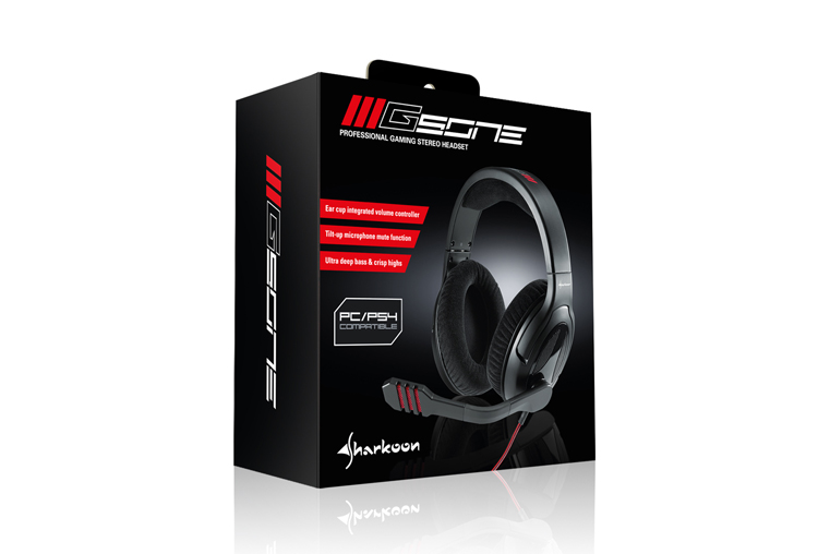 Sharkoon GSone Headset Box