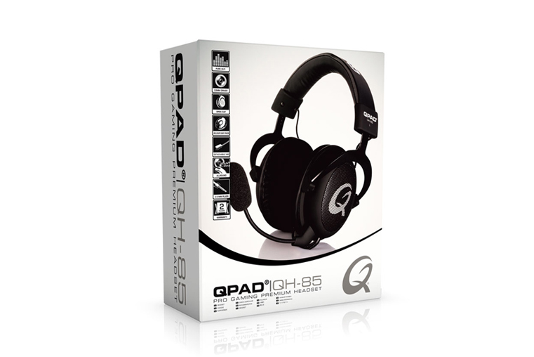 QPAD QH-85 Headset Box