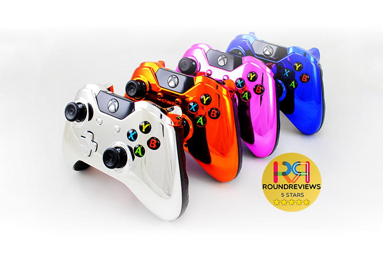 Scuf One Chrome Featured