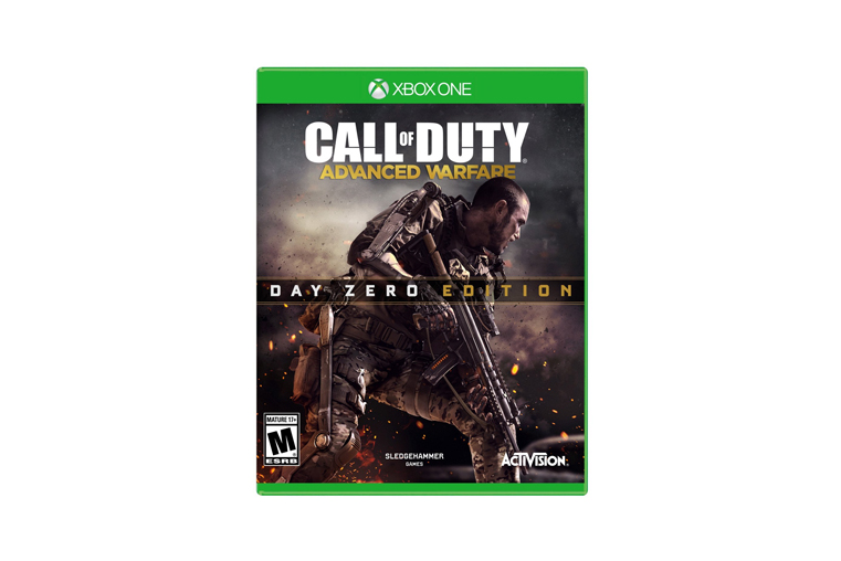 Call of Duty Advanced Warfare Xbox One Case