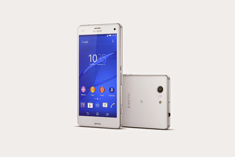 Xperia Z3 White Featured