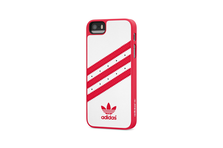 Adidas Red/White Featured