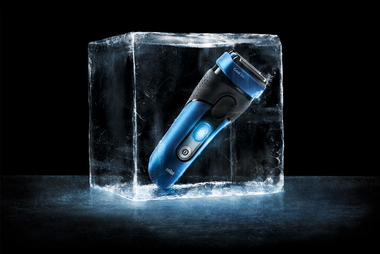 Braun Cooltec CT2w-s Ice