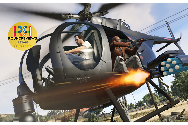 GTA 5 Featured