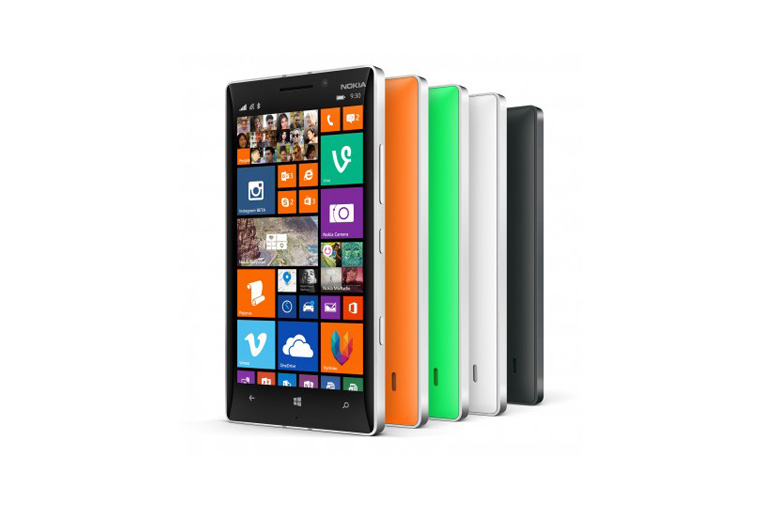 Lumia 930 Colours Featured