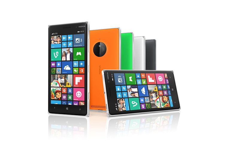 Nokia Lumia 830 Featured