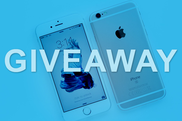 iPhone Giveaway Featured