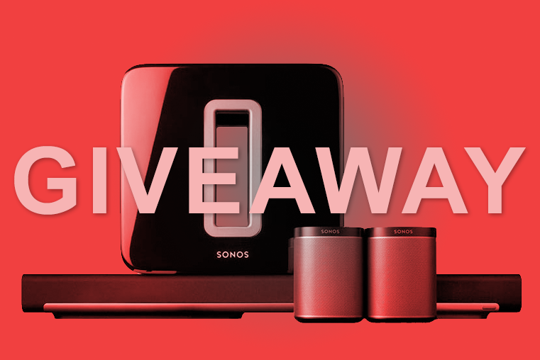 Sonos Giveaway Featured