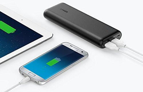 Anker PowerCore Charging