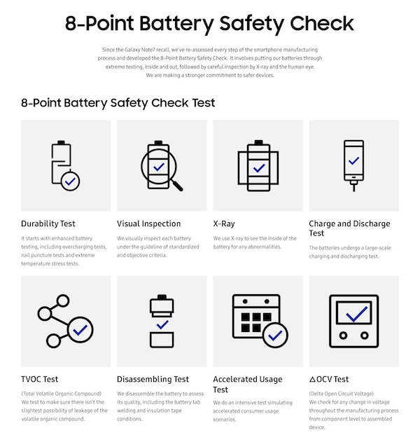 8 Point Battery Safety Check