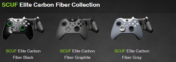 Carbon Fiber Collection