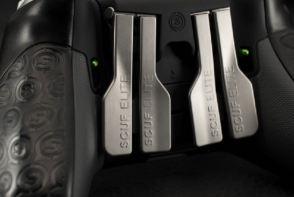 SCUF Paddle System