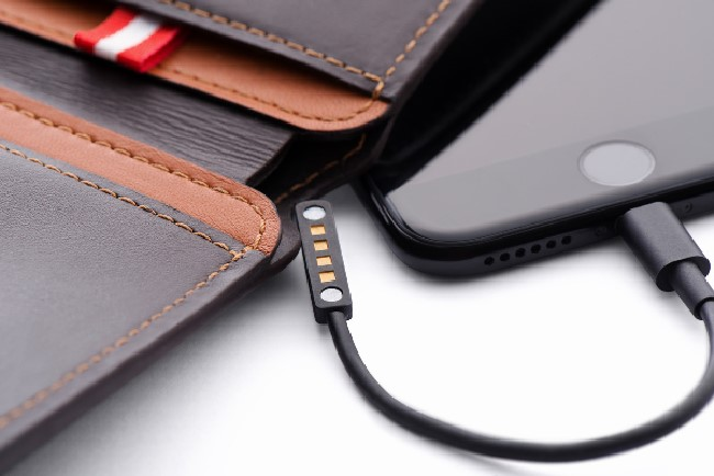 Volterman Smart Wallet Charging Cable