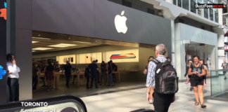 Apple Prepares For Launch Day Featured
