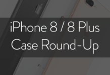 iPhone 8 & 8 Plus Case Round-Up Featured